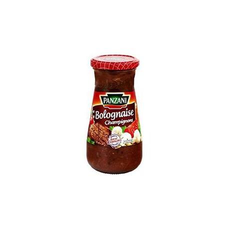 Panzani Sauce Bolognaise Champignon Panzani 400G