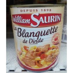 William Saurin Blanquette Dinde 4/4 800 G
