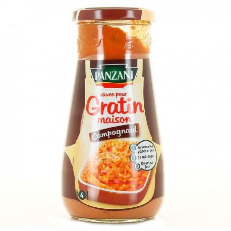 500G Sauce Gratin Campagne Panzani