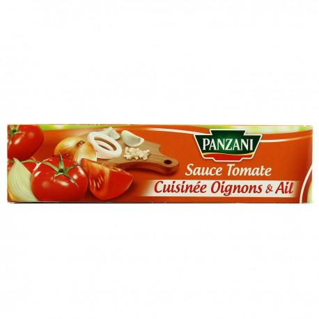 Panzani Sauces Tube Oignons Et Ail 180G