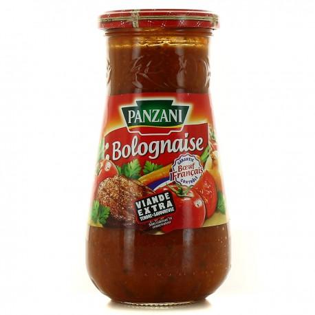 Panzani Sauces Bolognaise 425G Panzani