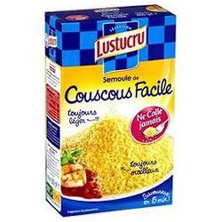 Lustucru Couscous Le Paquet De 800 G