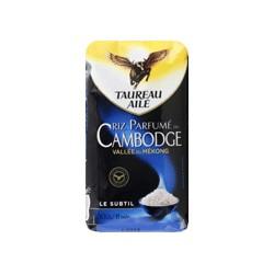 500G Riz Parfume Cambodge Taureau Aile
