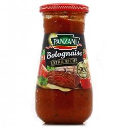 Panzani Sauce Bolognaise Extra Riche Le Pot De 400 G