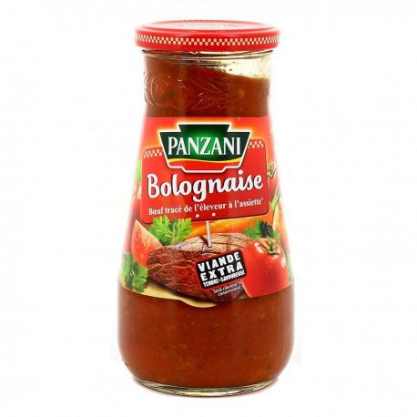 Sauce Bolognaise 500G Panzani