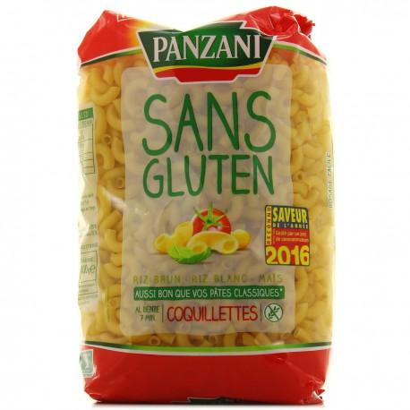 Pz Coquillttes Sans Gluten400G