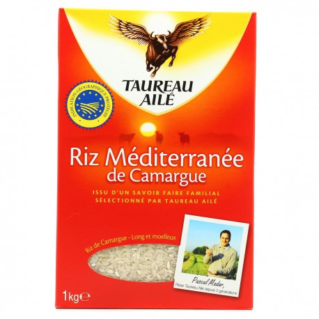 T.Aile Riz Lg Mediterranee Kg