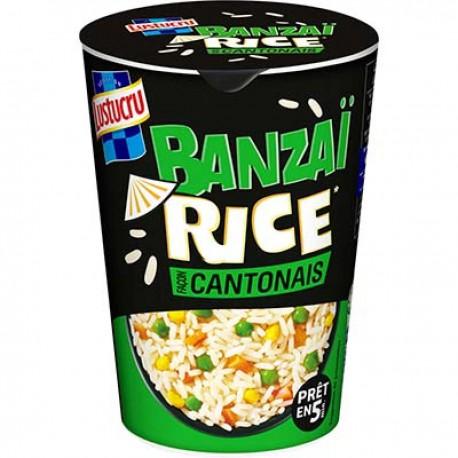 87G Banzai Rice Cantonais Lust