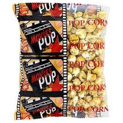 125G Pop Corn Caramel Teddy S
