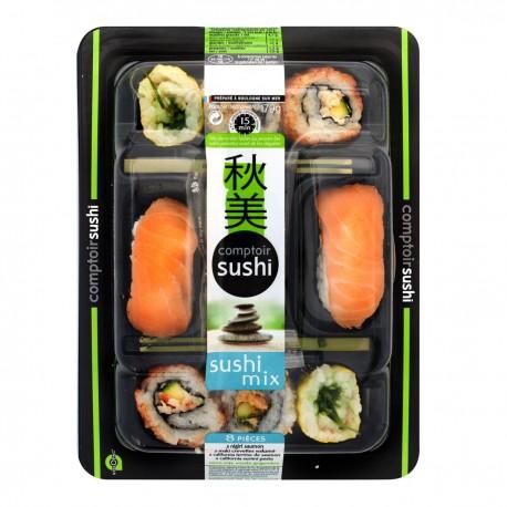 Sushi Mix 8 Pieces 179Gr