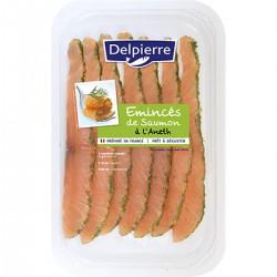 Eminces De Saumon Aneth 120Gr