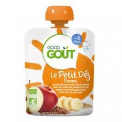 Good Gout Le Pt Dej Pom Bio70G