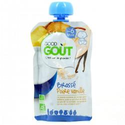 90G Brasse Poire Vanille Good Gout