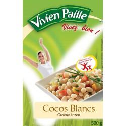 Bte 500G Cocos Blancs Vivien Paille