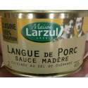 Larzul Langue Porc Madere 410G