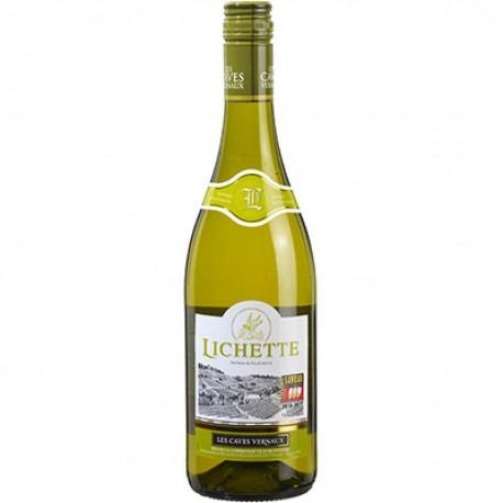 75Cl Vin De Table Francais Blanc Lichette 11°