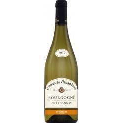 Couvent Visitandines Vin Blanc Bourgogne Chardonnay 2016 La Bouteille De 75Cl