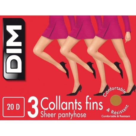 Collant Trio Rge Dim 1110 Palma 3