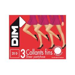 Collant Trio Rge Dim 1110 Noir 3