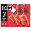 Collant Trio Rge Dim 1110 Noir 5