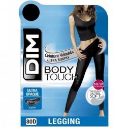 Legging Body T Noir 1/2