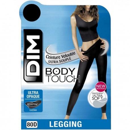 Legging Body T Noir 3/4
