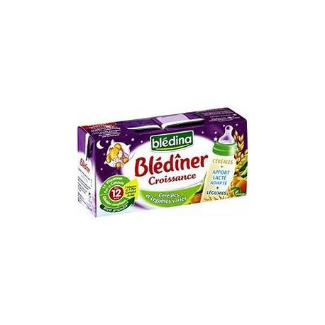 Bledina Blediner Croissance Legumes Varies 2X25Cl