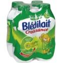 Pack 4X1L Bouteille Lait Croissance Bledilait3