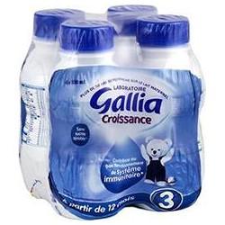 Gallia Lai Calisma 4X500Ml