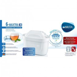 Brita Pack 6 Cart Maxtra+