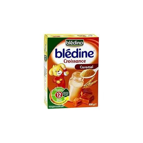 Bledina Bledine Caramel Lait Boite 500G