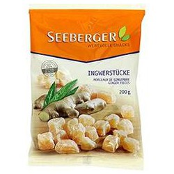 200G Morceaux Gingembre Seeberger