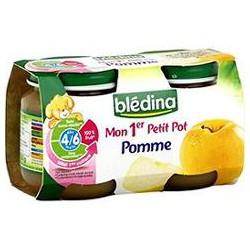 Pack 2X130G Pommes Golden Bledina