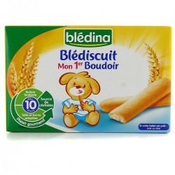 Blédina Mon 1Er Boudoir Dès 10 Mois La Boite De 24 Etui De 6 Sachets - 120 G