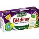 Blediner Lait & Leg Epinard X2