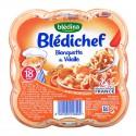 Bledina Blanquette À L Ancienne Dès18 Mois Blédichef Assiette 260G