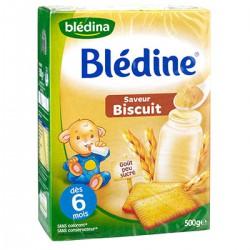 Bledina Bledine Lacte Biscuite 500G