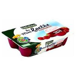 Bledina Fruit Rouge Dès 6 Mois Petit Bledi 6X60G