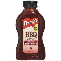 396G Sauce Bbq Louisiana Frenc