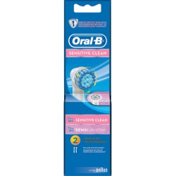 Oralb Brossettes Sensitive X2