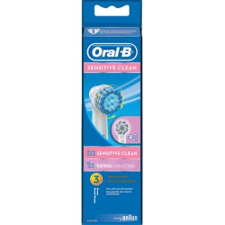 Oralb Brossettes Sensitive N°3
