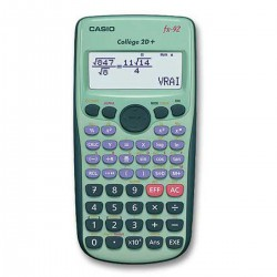 Casio Calc.Fx 92 2D+ College