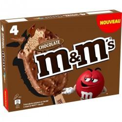 M&Ms Bat Choco X4 252G