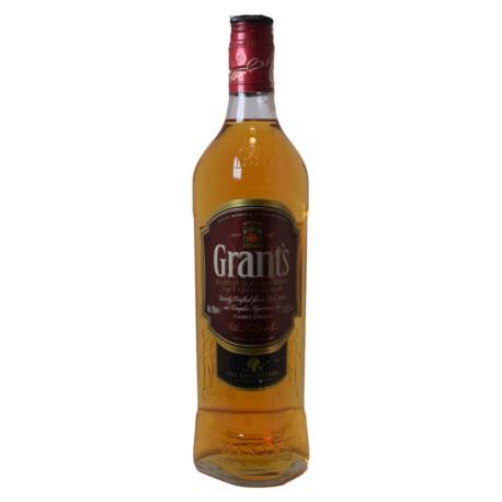 70Cl Scotch Whisky Grant S 40°