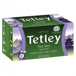 Bte 25Saint The Vert Oriental Earl Grey Tetley