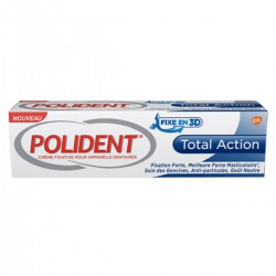 Polident Cr.Fix Tot Action 40G