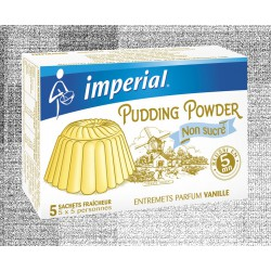 Imperial Pudding Vanille Sans Sucre 5X30G