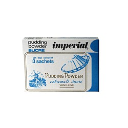 Imperial Pudd.Vanil.Sucre60Gx3