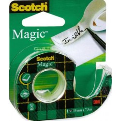 Scotch Adhesif Invisible 7.5M