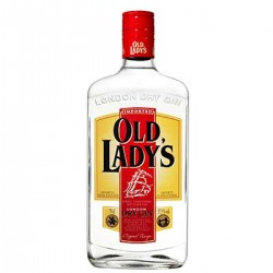 70Cl Gin Old Lady S 37,5°